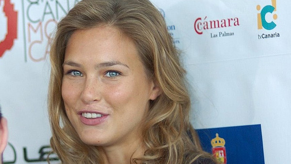 Bar Rafaeli appears at an event in August 2008.
