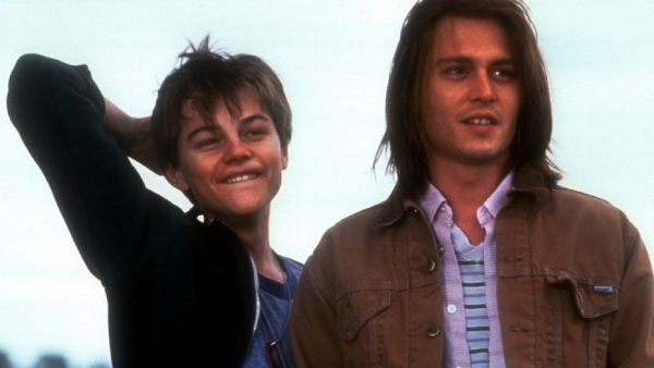 "<div class=""meta ""><span class=""caption-text "">DiCaprio took on a more serious role in 1993 when he was cast as a mentally-challenged teenager in 'What's Eating Gilbert Grape,' alongside Johnny Depp.The powerful performance earns the actor both Golden Globe nominations and Oscar nominations. (Pictured: Leonardo DiCaprio appears in a photo alongside co-star Johnny Depp in the 1993 film 'What's Eating Gilbert Grape.') (J&M Entertainment / Paramount Pictures)</span></div>"
