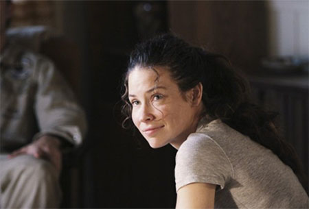 Evangeline Lilly in a scene from 'Lost.'