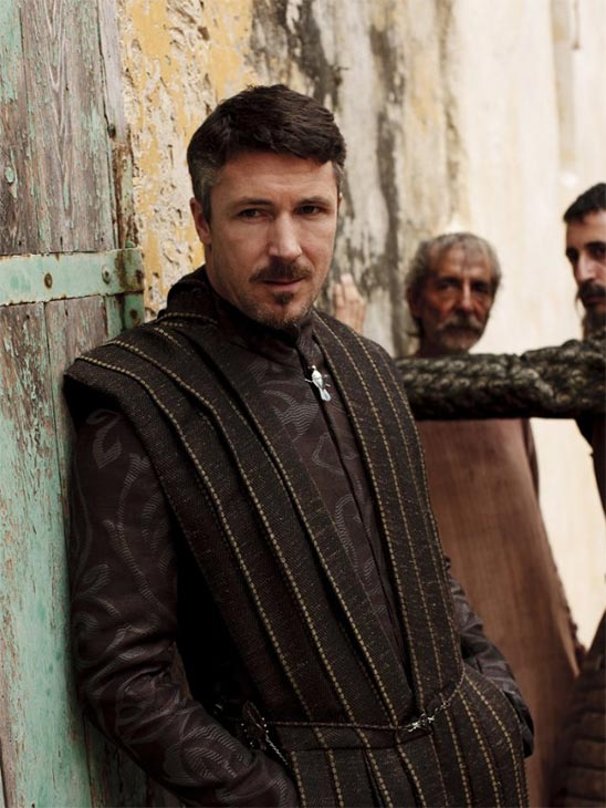 Aidan Gillen appears as Petyr &#39;Littlefinger&#39; Baelish in a scene from season 3 of the HBO show &#39;Game of Thrones.&#39; <span class=meta>(Nick Briggs &#47; HBO)</span>