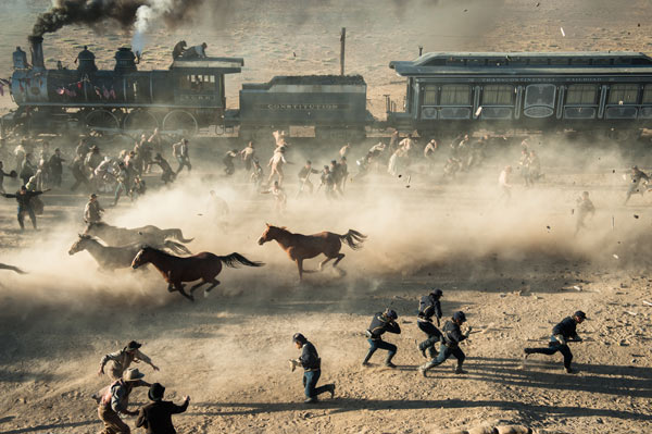 A scene from Walt Disney&#39;s 2013 movie &#39;The Lone Ranger.&#39; <span class=meta>(Walt Disney Pictures)</span>