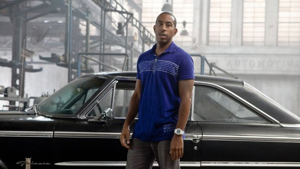 Ludacris appears in a scene from the 2011 film 'Fast Five.'