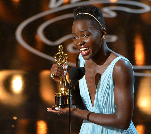 "<div class=""meta image-caption""><div class=""origin-logo origin-image ""><span></span></div><span class=""caption-text"">Lupita Nyong'o's tearful speech - We loved Lupita Nyong'o's emotional acceptance speech for her win for Best Supporting Actress for '12 Years A Slave.' Check it out and also watch VIDEOS of her speaking to reporters backstage). (John Shearer / Invision / AP)</span></div>"