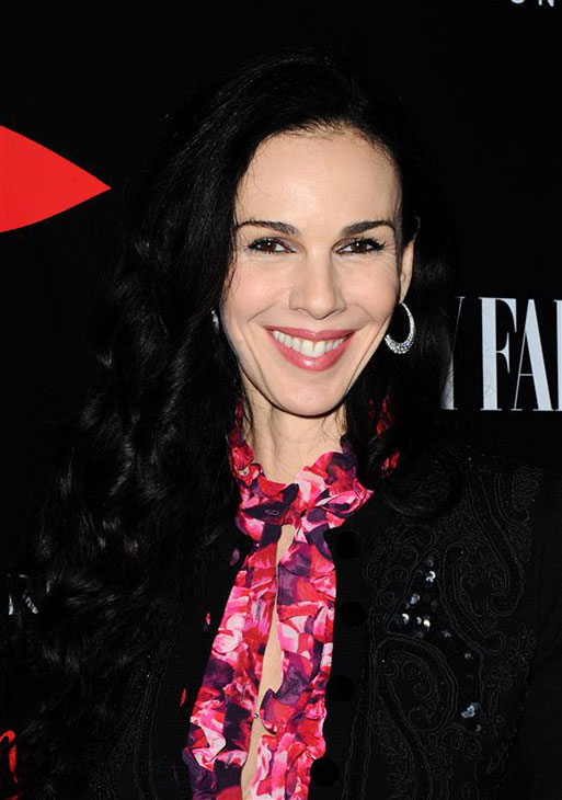 L&#39;Wren Scott appears at the launch of the L&#39;Wren Scott Collection at Banana Republic at the Chateau Marmont in West Hollywood on Nov. 19, 2013. It was reported on March 17, 2014 that Scott died at age 49 of an apparent suicide. <span class=meta>(Sara De Boer &#47; Startraksphoto.com)</span>