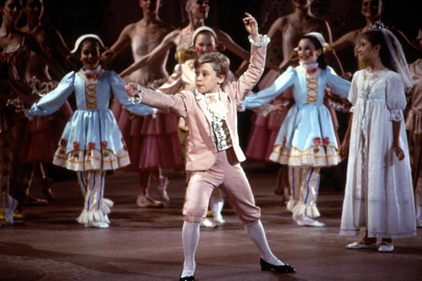 Macaulay Culkin appears as the Nutcracker Prince in a scene from the 1993 film &#39;The Nutcracker.&#39; <span class=meta>(Warner Bros. Pictures)</span>