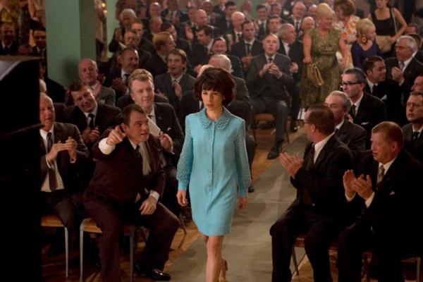 "<div class=""meta ""><span class=""caption-text "">'Made in Dagenham' is nominated for a 2011 BAFTA Award in the 'Outstanding British Film' category. (Pictured: Sally Hawkins in a still from 'Made in Dagenham.') (Photo courtesy of Sony Pictures)</span></div>"