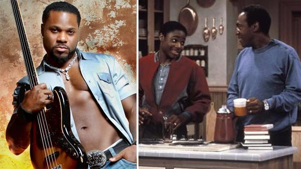 Malcolm-Jamal Warner played Theo, the son of Bill Cosby&#39;s character, family man Cliff Huxtable, between 1984 and 1992. He began his television acting career in 1982, appearing on shows such as &#39;Fame&#39; and &#39;ABC Afterschool Specials.&#39; He played Malcolm McGee on the show &#34;Malcolm and Eddie&#34; with Eddie Griffin between 1996 and 2000.  In 2006, Warner made a guest appearance on the Showtime series &#39;Dexter&#39; as the lawyer of Rita, serial killer Dexter&#39;s then-girlfriend. In recent years, Warner has appeared on shows such as the sitcom &#39;Community&#39; and is currently working on a 2011 movie called &#39;King of the Underground,&#39; which tells of a rap artist who goes on a killing spree after being rejected by the music industry.  &#40;Pictured: Malcolm-Jamal Warner appears in an undated 2010 photo posted on his Twitter page. &#47; Malcolm-Jamal Warner in a scene from &#39;The Cosby Show.&#39;&#41; <span class=meta>(twitter.com&#47;malcolmjamalwar &#47; Bill Cosby &#47; Carsey-Werner Company &#47; NBC)</span>
