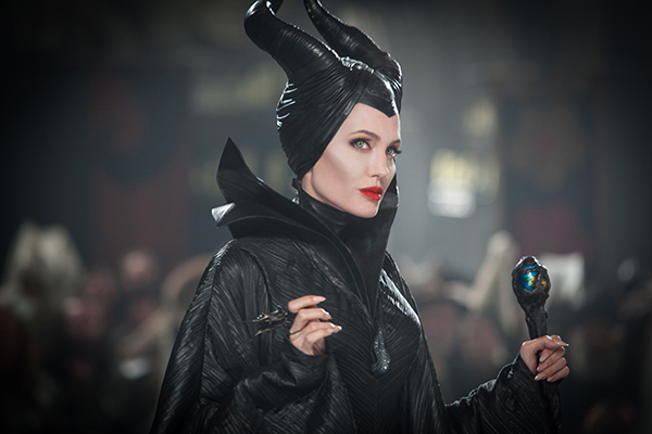 Angelina Jolie appears in a scene from the 2014 Disney film &#39;Maleficent.&#39; <span class=meta>(Walt Disney Studios)</span>