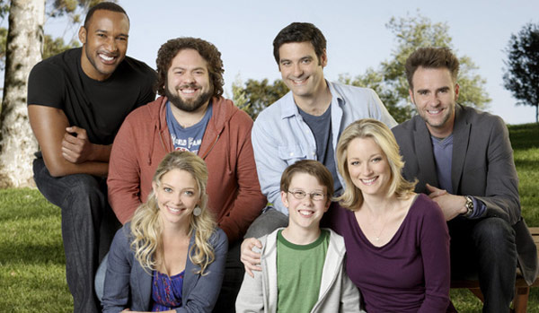 "<div class=""meta ""><span class=""caption-text "">'Man Up,' a new series on ABC, debuts on Oct. 18, 2011 and will air on Tuesdays from 8:30 to 9 p.m. (ABC Studios)</span></div>"