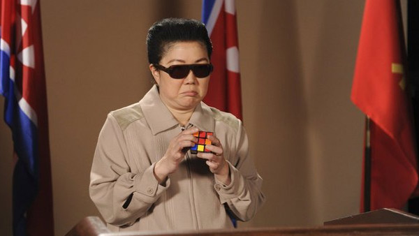 (Pictured: Margaret Cho appears in a scene from...
