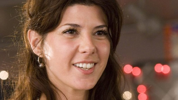 Marisa Tomei appears in a photo from the 2007 film 'Wild Hogs.'