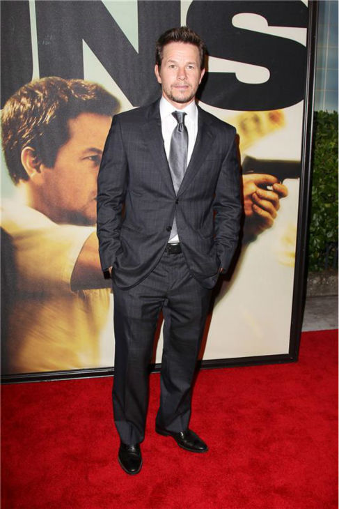 Mark Wahlberg attends the premiere of the film &#39;2 Guns&#39; at the SVA Theatre in New York on July 29, 2013. <span class=meta>(Kristina Bumphrey &#47; Startraksphoto.com)</span>