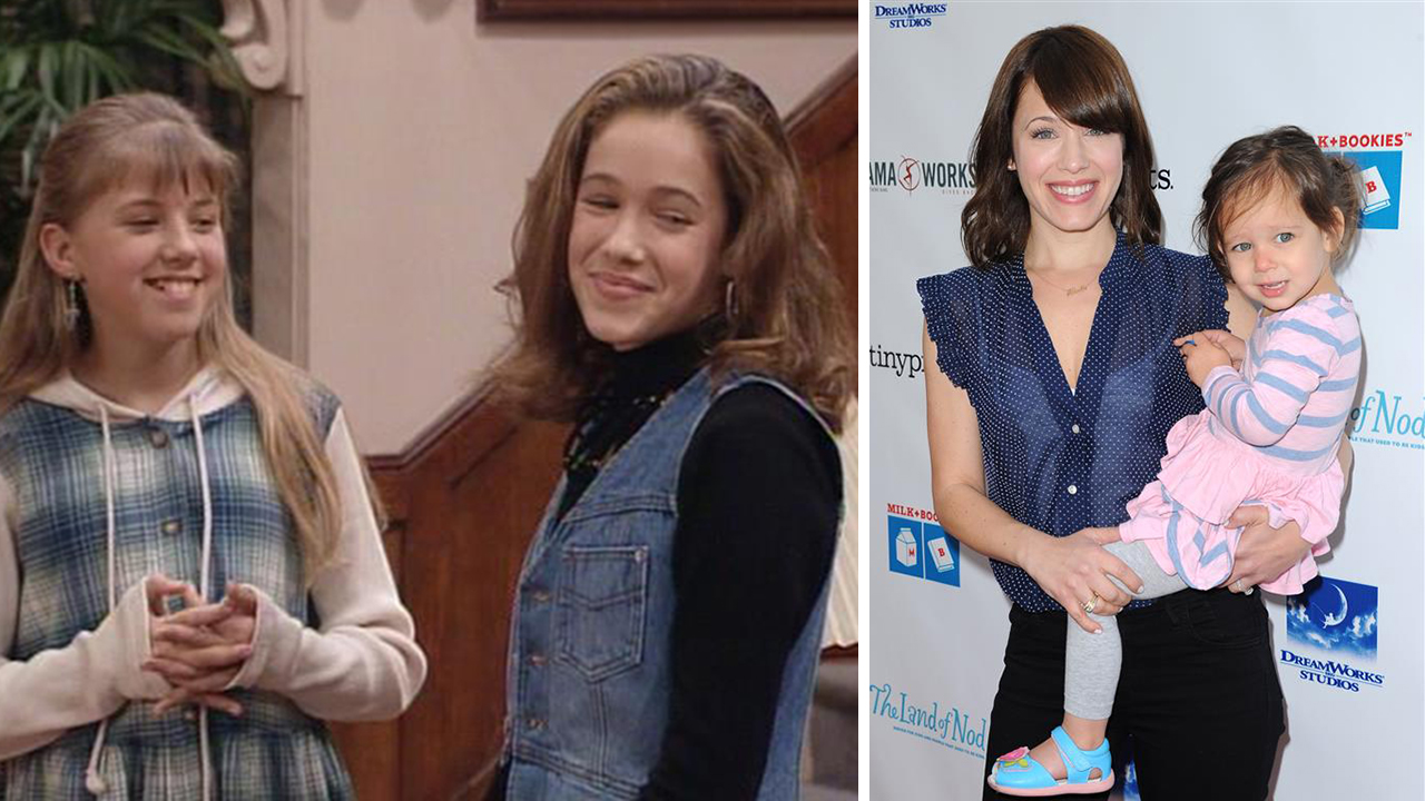 '90s TV stars: Where Are They Now?   OnTheRedCarpet.com ... Full House Cast Then And Now 2014