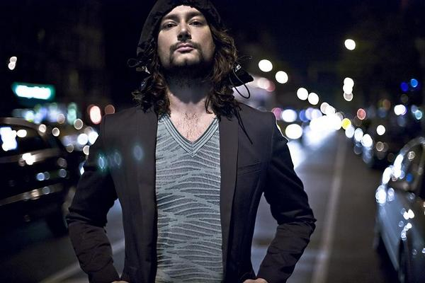 Promotional still of Constantine Maroulis from his personal MySpace.