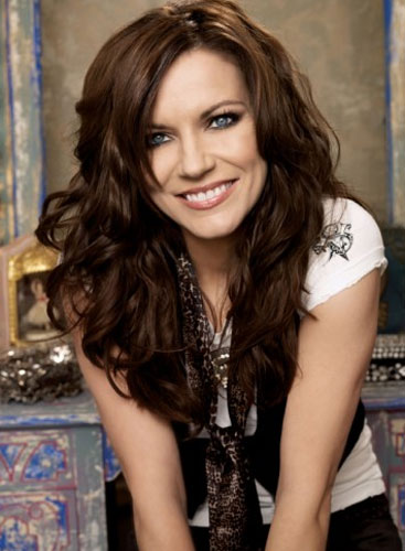 Martina McBride appears in a photo on her...