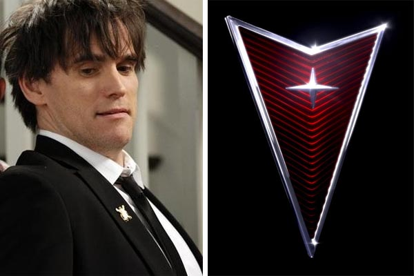 Actor Matt Dillon did the voice-over for GM and Pontiac TV commercials from 2005 to 2007.  <span class=meta>(ABC ? Peter &#39;Hopper&#39; Stone&#47;GM-Pontiac)</span>