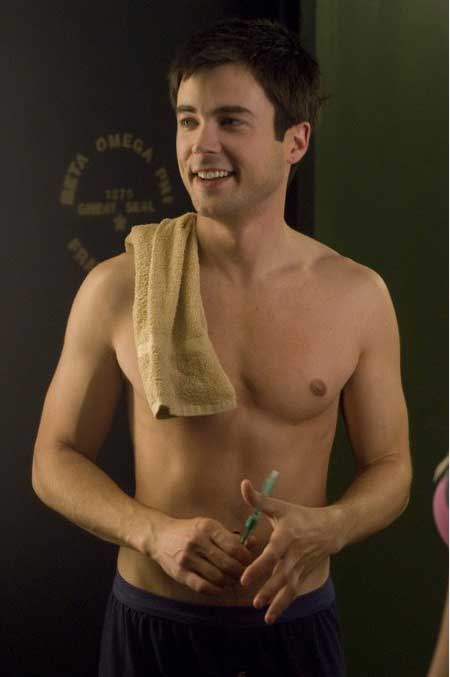 Matt Long turns 32 on May 18, 2012. The actor is known for movies such as &#39;Ghost Rider,&#39; &#39;Sydney White&#39; and &#39;Reflections&#39; and shows such as &#39;Mad Men,&#39; &#39;The Deep End&#39; and &#39;Jack and Bobby.&#39;  <span class=meta>(Morgan Creek Productions)</span>