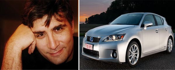 The voice of Lexus in 2011 is Maurice Lemarche, who is known for lending his voice to &#39;Futurama,&#39; various episodes of &#39;The Simpsons&#39; and also portrayed the character of Alec Baldwin in the animated movie &#39;Team America.&#39;  <span class=meta>(imdb.com&#47;media&#47;rm991993088&#47;&#47;Lexus)</span>