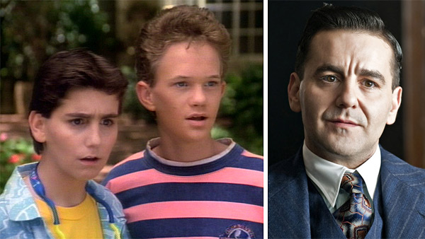 Max Casella, who turned 44 in June 2011, played funny guy Vincent Delpino and best friend to Neil Patrick Harris&#39; character, a teenage doctor, on the 1990s series, &#39;Doogie Hower, M.D.&#39;  Casella also played smooth-talking Racetrack Higgins in the 1992 Disney musical film, &#39;Newsies.&#39;  In 1997, Casella played the critically-acclaimed role of Timon in the &#39;Lion King&#39; on Broadway. The actor later had small parts on television shows such as &#39; Law and Order: Criminal Intent&#39; before he landed the role of Benny Fazio on the HBO series &#39;The Sopranos.&#39; Casella appeared on the show between 2001 and 2007. In 2010, he began playing Leo D&#39;Alessio on the HBO series &#39;Boardwalk Empire.&#39;  &#40;Pictured: Max Casella as Vinnie Delpino appears alongside Neil Patrick Harris as Doogie Howser in a scene from &#39;Doogie Howser, M.D.&#39; &#47; Max Casella appears as Leo D&#39;Alessio in a publicity photo for the HBO series, &#39;Boardwalk Empire.&#39;&#41; <span class=meta>(20th Century Fox Television &#47;  Steven Bochco Productions &#47; HBO)</span>