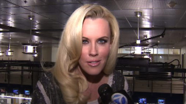Jenny McCarthy turns 41 on Nov. 1, 2012. The actress and model is known for her modeling career, as well as appearances in shows such as &#39;One on One&#39; and &#39;Chuck&#39;.Pictured: Jenny McCarthy talks to OnTheRedCarpet.com&#39;s parent company KABC Television about hosting &#39;New Year&#39;s Rockin&#39; Eve,&#39; which airs on ABC on Dec. 31, 2011. <span class=meta>(ABC &#47; OTRC)</span>