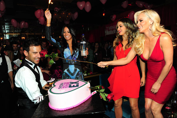 "<div class=""meta image-caption""><div class=""origin-logo origin-image ""><span></span></div><span class=""caption-text"">Jenny McCarthy and Carmen Electra appear with guests at SVEDKA Vodka's Anti-Valentine's Day Bash at AGENCY Boutique Nightclub in Los Angeles on Jan. 31, 2012. (Michael Williams / StarTraksPhoto.com)</span></div>"