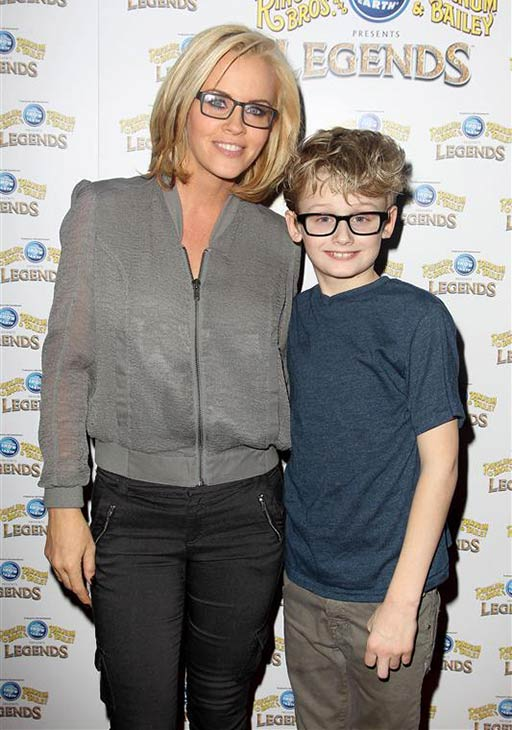 "<div class=""meta ""><span class=""caption-text "">Jenny McCarthy has often come under fire over past comments about child vaccinations. She penned an Op-Ed in the Chicago Sun-Times, in which she stated: 'I am not 'anti-vaccine.'  'My beautiful son, Evan, inspired this mother to question the 'one size fits all' philosophy of the recommended vaccine schedule. I embarked on this quest not only for myself and my family, but for countless parents who shared my desire for knowledge that could lead to options and alternate schedules, but never to eliminate the vaccines. ... For my child, I asked for a schedule that would allow one shot per visit instead of the multiple shots they were and still are giving infants,' she said.  (Pictured: Jenny McCarthy appears with son Evan at the LEGENDS! event at Barclays Center in New York on Feb. 20, 2014..) (Amanda Schwab / Startraksphoto.com)</span></div>"
