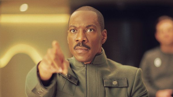 Eddie Murphy appears in a scene from the film,...