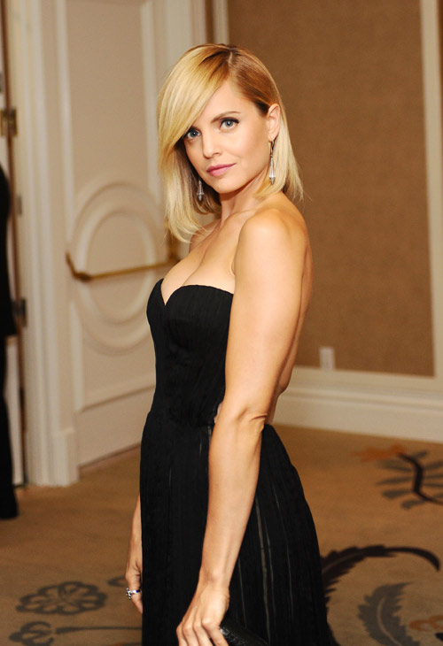Mena Suvari attends the 100th anniversary celebration of the Beverly Hills Hotel and Bungalows, supporting the Motion Picture and Television Fund and the American Comedy Fund, at the venue on June 16, 2012. The event was hosted by Brett Ratner and Warren Beatty. <span class=meta>(Stefanie Keenan &#47; Getty Images for The Beverly Hills Hotel)</span>