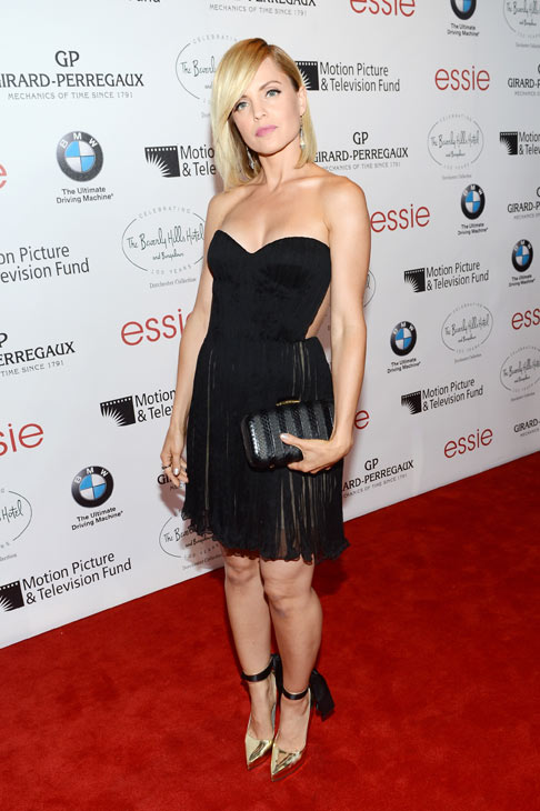 Mena Suvaris attend the 100th anniversary...
