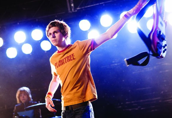 Michael Cera turns 24 on June 7, 2012. The actor is known for movies such as &#39;Superbad,&#39; &#39;Scott Pilgrim vs. The World&#39; and &#39;Juno.&#39; <span class=meta>(Universal Pictures)</span>