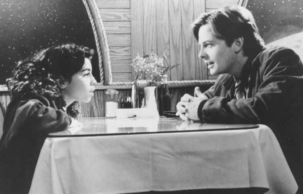 Actor Michael J. Fox appears in a scene from the 1993 film &#39;Life with Mickey.&#39; <span class=meta>(Touchstone Pictures)</span>