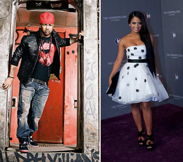 Christina Milian and ex-husband Terius &#39;The-Dream&#39; Nash, officially called it quits in July 2010. They married in September 2008. It&#39;s been reported that Nash served Milian divorce papers in February 2010 while she was still expecting their daughter Violet Madison Nash. Nash was in photos that were released displaying the rapper-producer with his female assistant, Melissa Santiago, on a Caribbean vacation.Milian expressed her disappointment on Twitter in July 2010 after their split. The pair share one daughter and Nash has three children from a previous marriage with singer Nivea. <span class=meta>(flickr.com&#47;photos&#47;thecosmopolitan&#47; &#47; facebook.com&#47;pages&#47;The-Dream&#47;163451265610)</span>