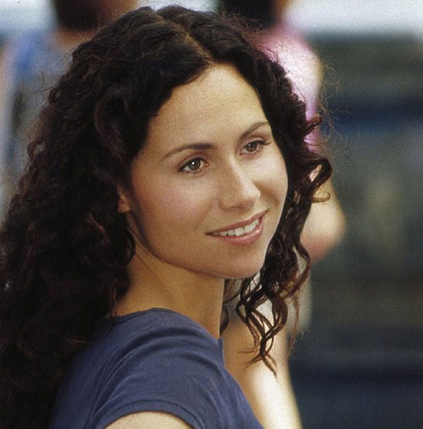 Minnie Driver appears in a scene from the 2000...