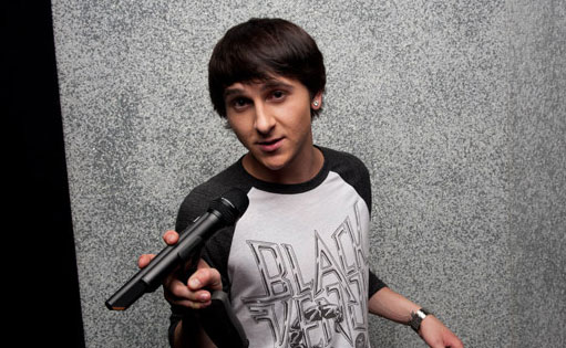 Mitchel Musso appears on Walmart Soundcheck on...