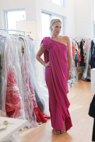 Molly Sims in a scene from the 2010 television series, 'The Rachel Zoe Project.'