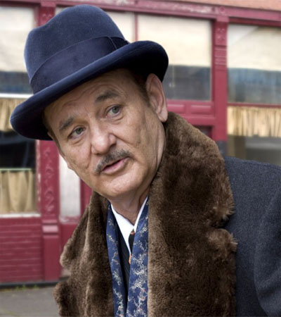 Bill Murray in a scene from the 2009 film, 'Get Low.'