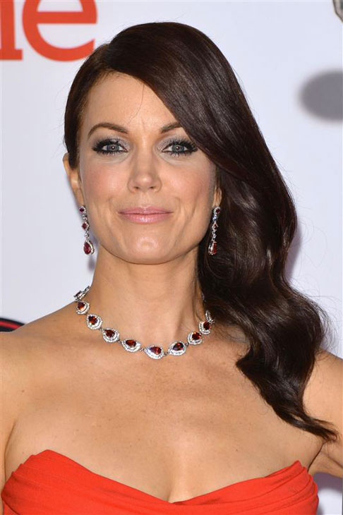Bellamy Young of ABC&#39;s &#39;Scandal&#39; appears at the 2014 NAACP Image Awards in Pasadena, California on Feb. 22, 2014. <span class=meta>(Tony DiMaio &#47; Startraksphoto.com)</span>