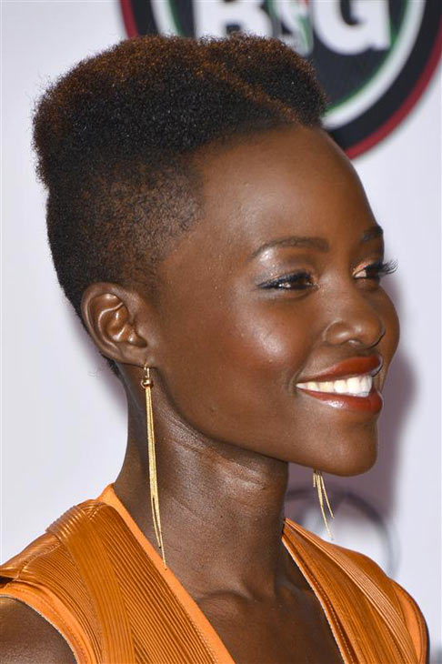 "<div class=""meta ""><span class=""caption-text "">Lupita Nyong'o of '12 Years A Slave' appears at the 2014 NAACP Image Awards in Pasadena, California on Feb. 22, 2014. (Tony DiMaio / Startraksphoto.com)</span></div>"