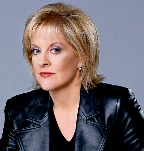 Nancy Grace appears in a photo posted on her Twitter page.