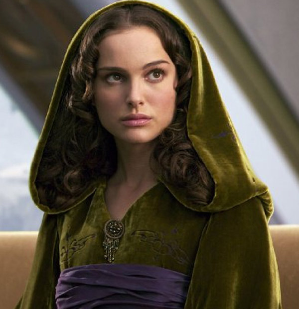 Natalie Portman appears in a scene from the 2005 film 'Star Wars: Episode III -  Revenge of the Sith.'