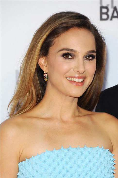 Natalie Portman attends the New York City Ballet 2013 Fall Gala at the David H. Koch Theater at Lincoln Center in New York on Sept. 19, 2013. Portman is wearing a Christian Dior Fall 2013 Haute Couture gown. She is a spokesmodel for the luxury brand.