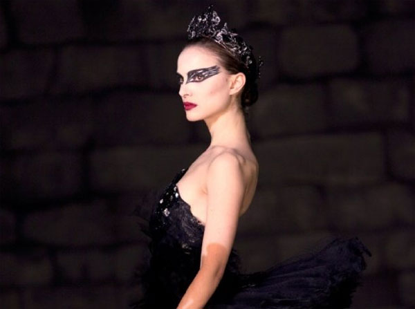Natalie Portman appears in a scene from the 2010 film 'Black Swan.'