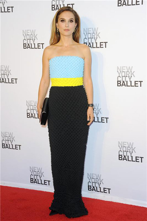 "<div class=""meta image-caption""><div class=""origin-logo origin-image ""><span></span></div><span class=""caption-text"">Natalie Portman attends the New York City Ballet 2013 Fall Gala at the David H. Koch Theater at Lincoln Center in New York on Sept. 19, 2013. Portman is wearing a Christian Dior Fall 2013 Haute Couture gown. She is a spokesmodel for the luxury brand. (Humberto Carreno / Startraksphotos.com)</span></div>"