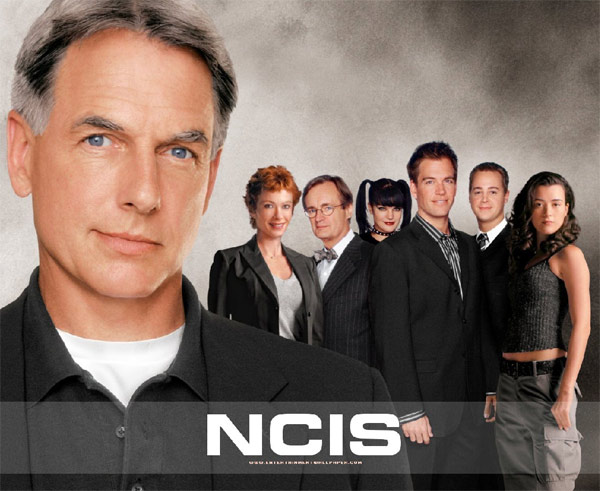 Still image of the cast from 'NCIS.'