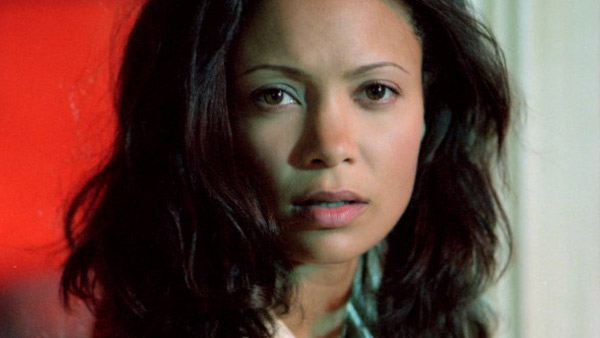 Thandie Newton appears in a still from her 2002...