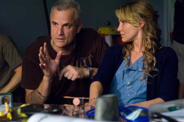 Nick Cassavetes turns 53 on May 21, 2012. The actor is known for films such as &#39;My Sister&#39;s Keepers,&#39; &#39;The Notebook,&#39; &#39;Alpha Dog&#39; and &#39;Face&#47;Off.&#39; &#40;Pictured: Nick Cassavetes and Cameron Diaz in a scene for the 2009 film, &#39;My Sister&#39;s Keeper.&#39;&#41; <span class=meta>(Curmudgeon Films)</span>