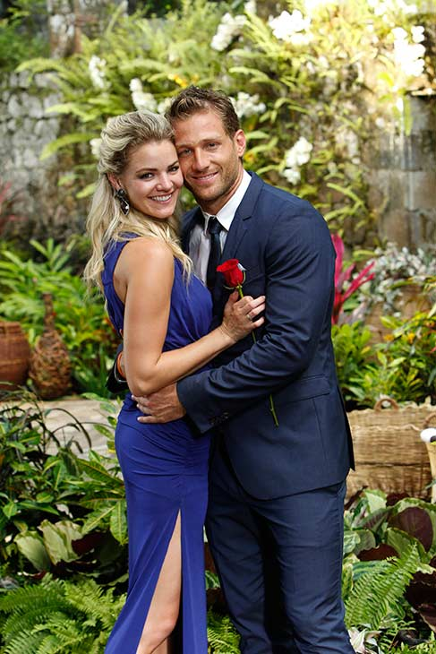 "<div class=""meta ""><span class=""caption-text "">'The Bachelor' star Juan Pablo Galavis and winner Nikki appear in St. Lucia in a publicity photo for the season 18 finale of ABC's 'The Bachelor,' which aired on March 10, 2014. (ABC Photo / Rick Rowell)</span></div>"