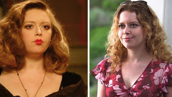 Natasha Lyonne appears in a scene from 'American Pie 2' in 2001. / Natasha Lyonne in a scene from 'All About Evil.'