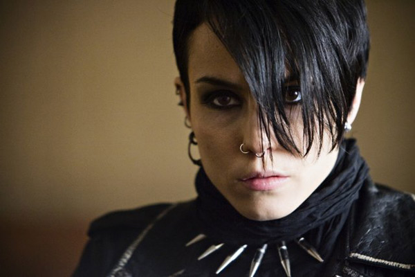 Noomi Rapace is nominated for a 2011 BAFTA Award in the &#39;Leading Actor&#39; category for her performance in &#39;The Girl with the Dragon Tattoo.&#39; &#40;Pictured: Noomi Rapace appears in a scene from &#39;The Girl With the Dragon Tattoo&#39; in 2009.&#41; <span class=meta>(Nordisk Film)</span>