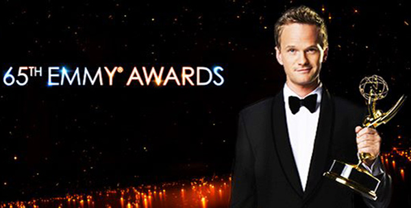Host Neil Patrick Harris appears in a publicity photo for the 65th annual Primetime Emmy Awards, set to take place on Sept. 22, 2013. - Provided courtesy of Academy of Television Arts and Sciences